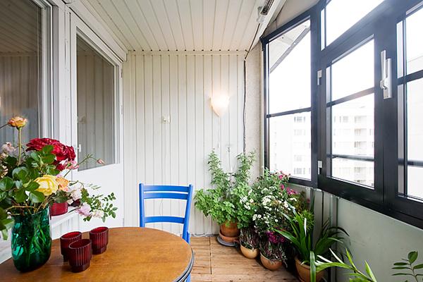 """Ремонт балконов и лоджий в санкт-петербурге - """"окна империал."""