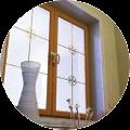 Декоративные элементы для пластиковых окон