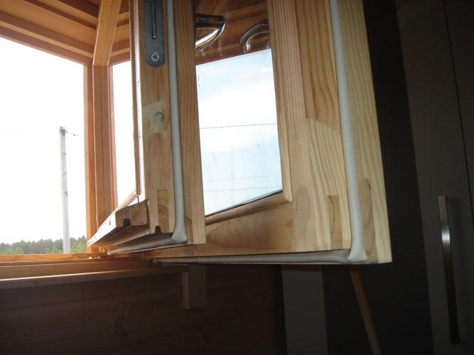 Как самому отремонтировать деревянные окна
